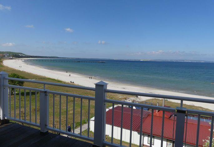 Ferienwohnung Villa Strandperle im Ostseebad Binz auf Rügen