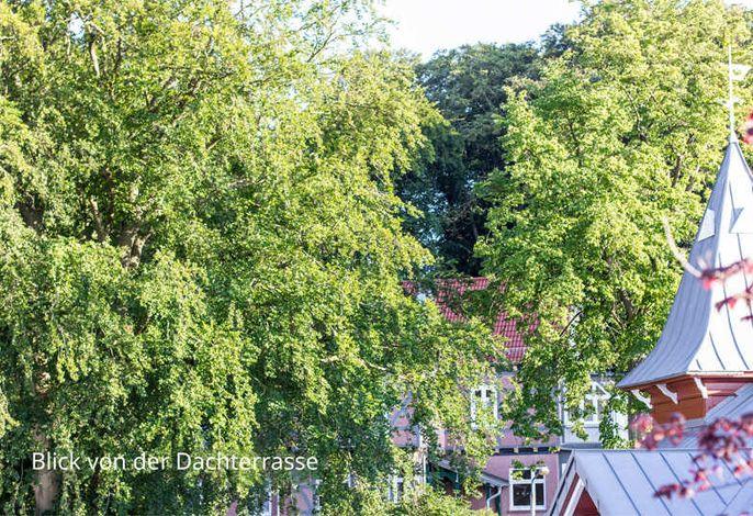Villa Hansa, PH 7, 2 SZ, 2 Bäder, in Binz, 40 qm Dachterr.