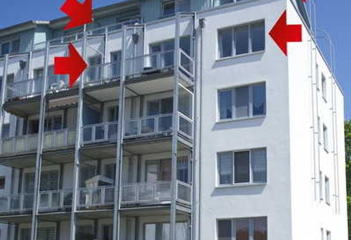 Zinnowitz Haus Zur Düne