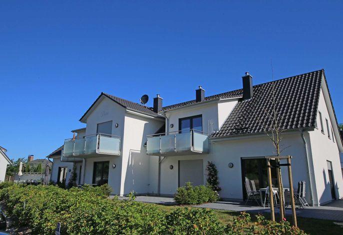 F :  Haus Düne Whg. 07 mit Balkon -5 Sterne Klassifizierung
