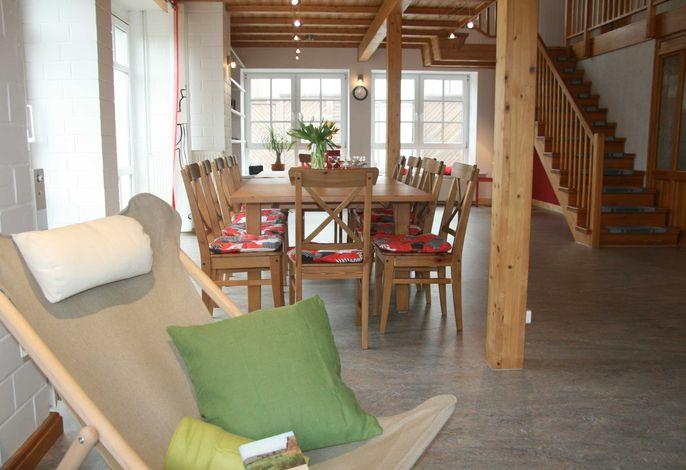 7-Raum-Ferienhaus (L): Urlaub für 10 Personen
