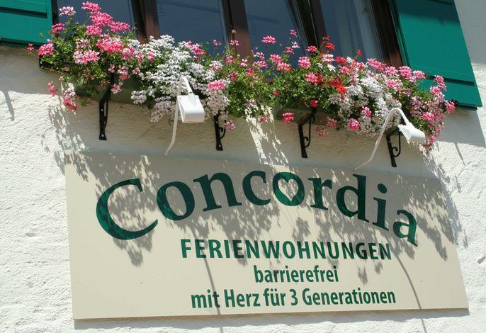 Concordia Appartementhotel u. Ferienwohnungen barrierefrei