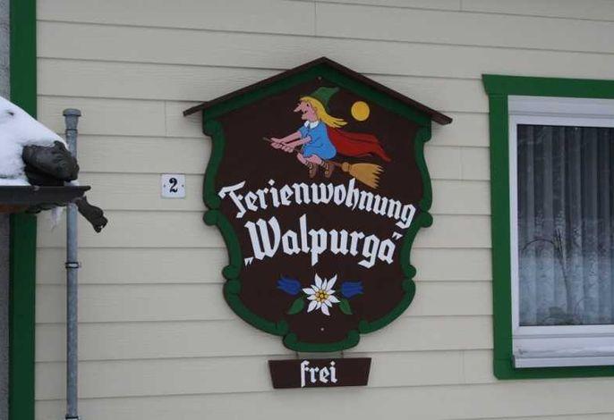 Ferienwohnung Walpurga