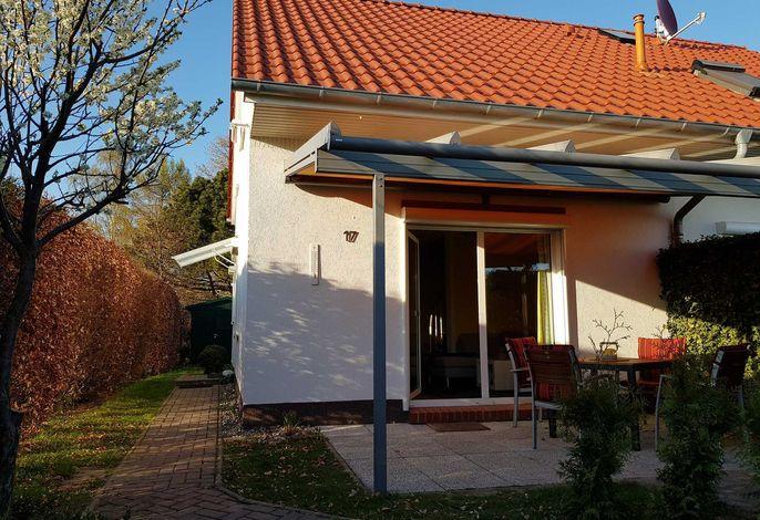 Leuchtturmstraße Haus 17, nur 100 m von der Ostsee entfernt