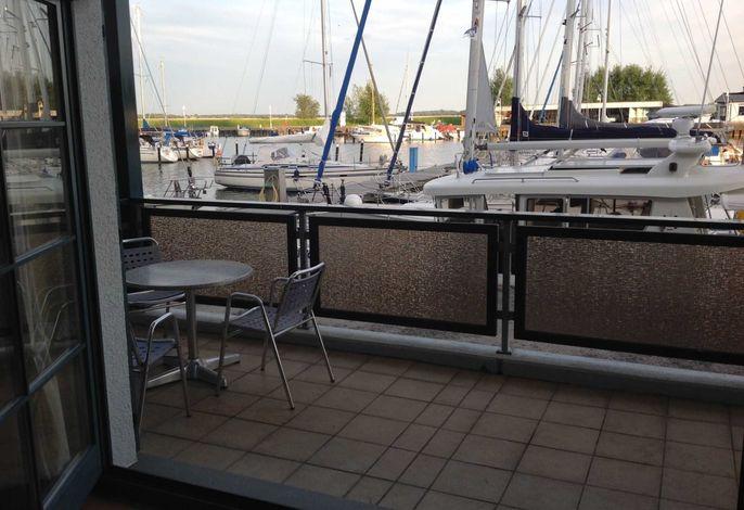 Usedom Suites direkt am Hafen EG 30 Störtebecker