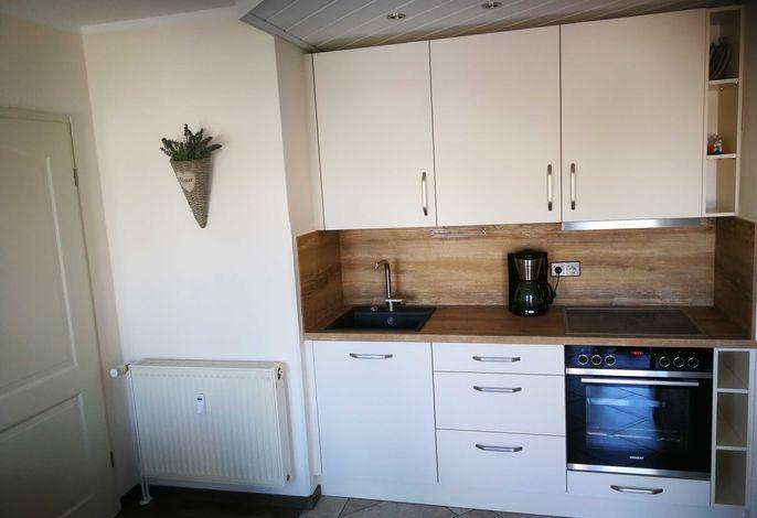 Neue Küchenzeile im Wohnzimmer
