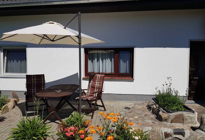 Ferienwohnung Gartenblick - mit sonnigem Innenhof