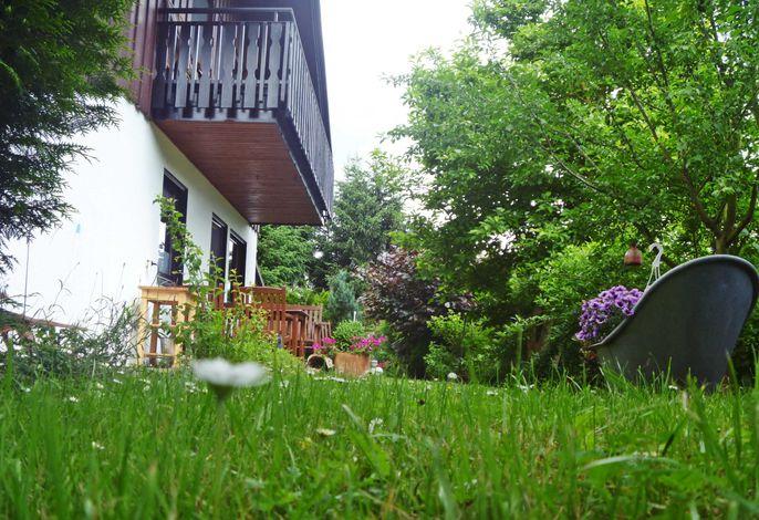 Ferienhaus 'Weitblick', Kontaktloser Aufenthalt