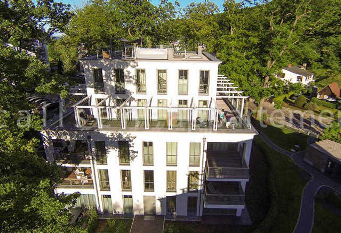Parkvilla Mathilde (PM) bei  c a l l s e n - appartements