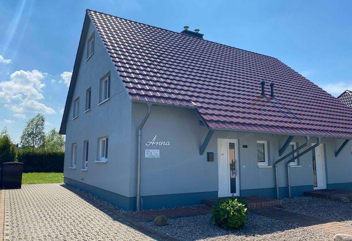 Ferienhaus Anna  Ostseebad Nienhagen