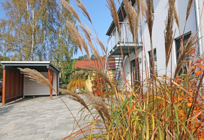 Stadtvilla Sommerfrische - 81 m² Appartements zum Wohlfühlen