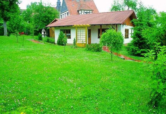 Ferienhaus Gartenblick