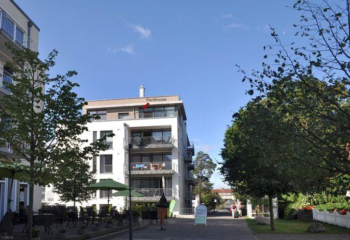 Penthousewohnung DünenResort 43 im Ostseebad Binz auf Rügen