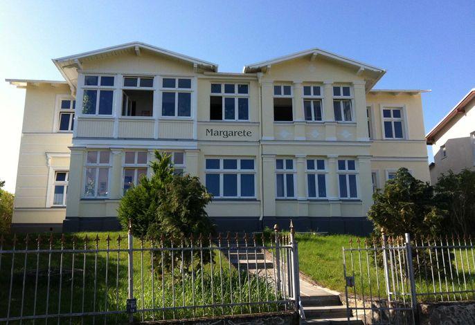 Villa Margarete, STRANDNAH
