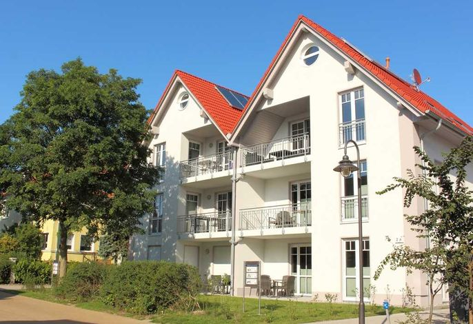 Strandvilla Luv & Lee Kapitän-Suite ****