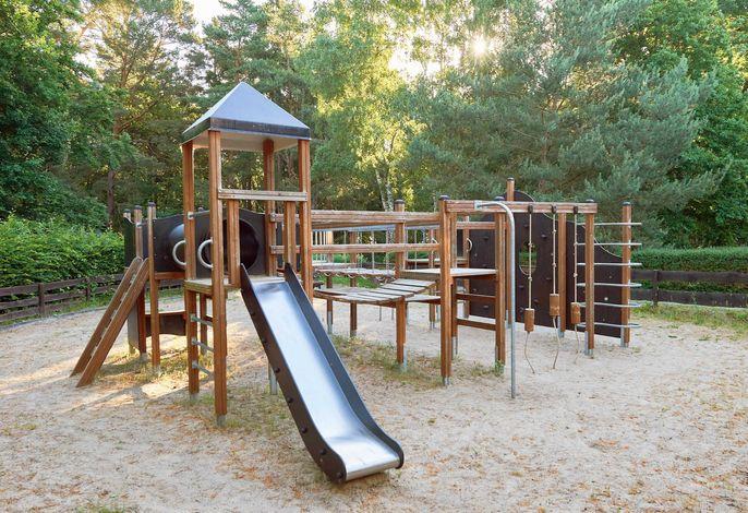 Dünenpark Binz - F619 | WG 40 im DG mit großem Eckbalkon