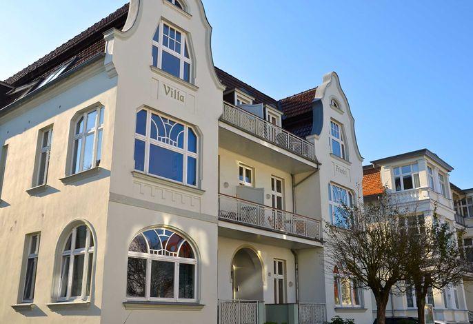 Villa Frieda 7, Meerblick, Balkon zur Seeseite