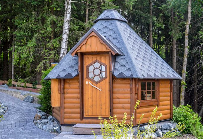 Landhäuser BergWiese Ferienwohnungen  *SORGENFREI BUCHEN*