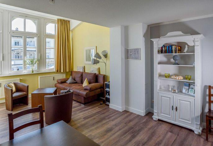 Villa Binz im Ostseebad Binz WG 01 Sonne & Freude -  Wohnen