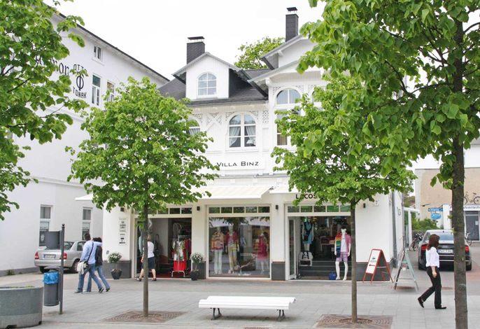 Villa Binz -F620   WG01 im 1.OG Sonne und Freude