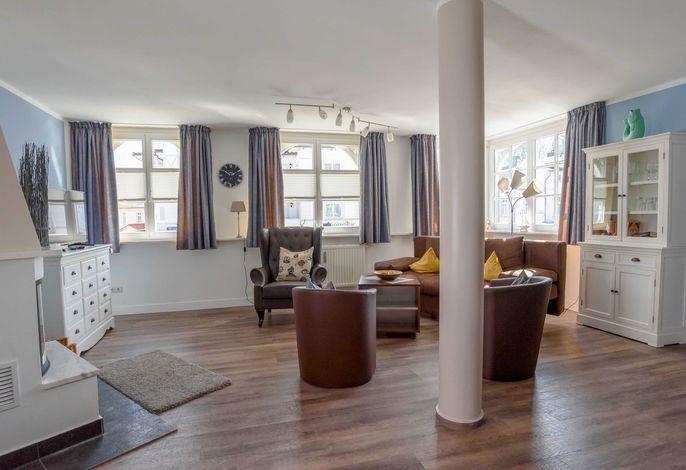 Villa Binz im Ostseebad Binz WG 05 Lust & Meer - Wohnen