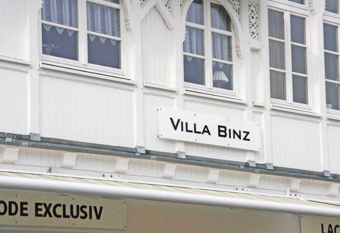 Villa Binz F620 WG 05  im 1. OG Lust und Meer