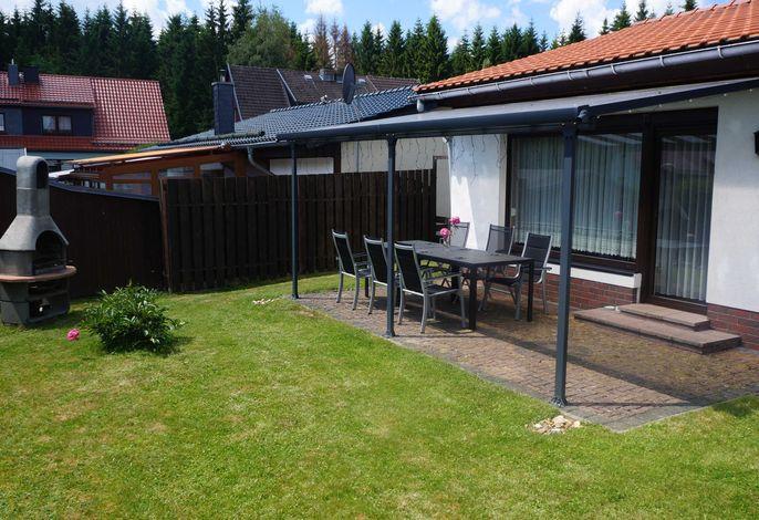 Ferienhaus am Wald - Einzelstandort