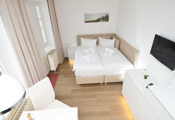 Seepark Sellin im Ostseebad Sellin WG 371 Wohn- & Schlafbereich
