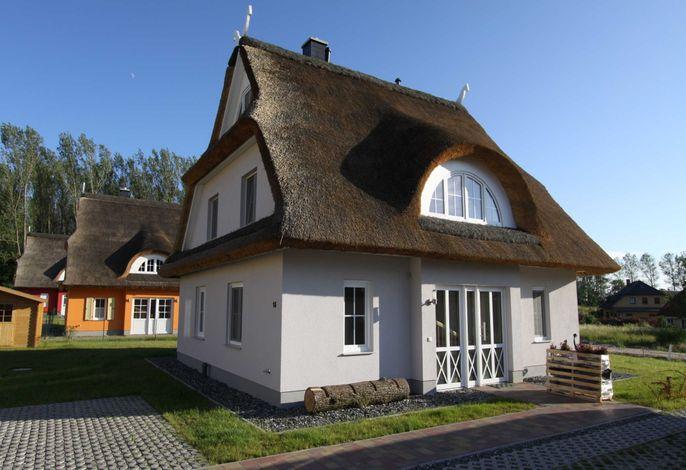 Reet-Kapitänshaus