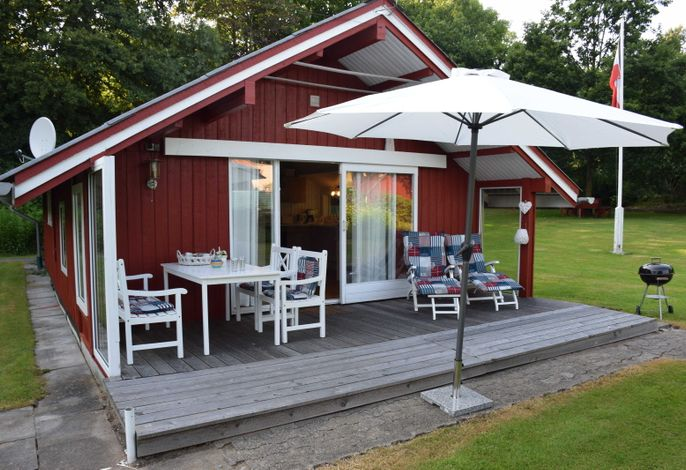 Bullerby & Meer - Ferienhaus Lotta
