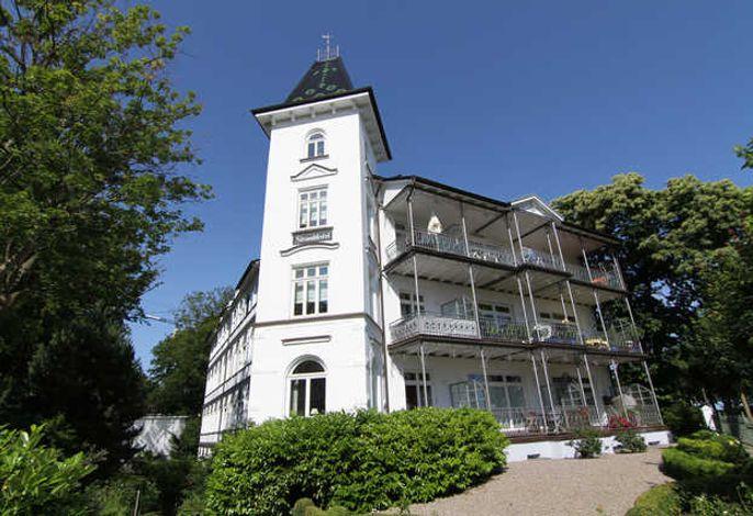 Villa Stranddistel Whg. 1