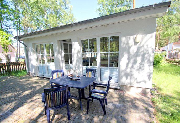 Das Ferienhaus Inselhus in Glowe auf Rügen