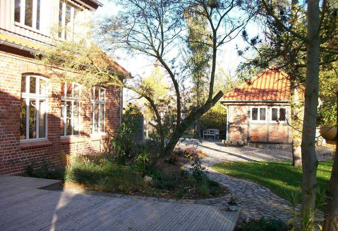 Landhaus Alte Schule nahe Ostseebad Rerik XL