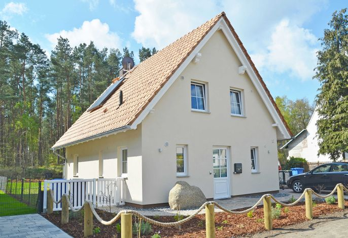 Haus Breitenstein in Baabe strandnah  F 626