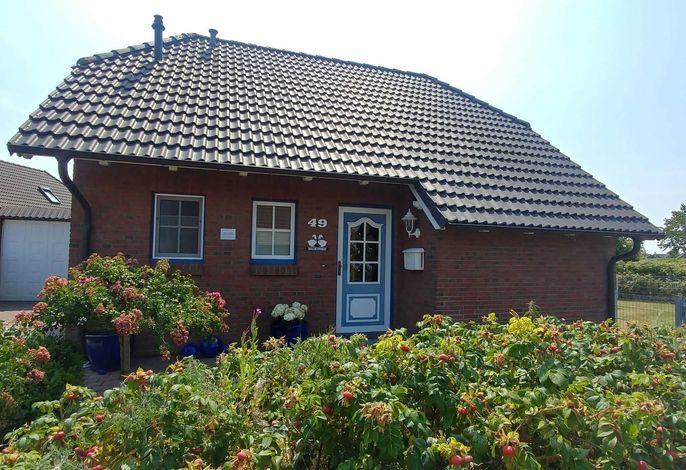 Traumhaftes Ferienhaus Friesenkate Reumann