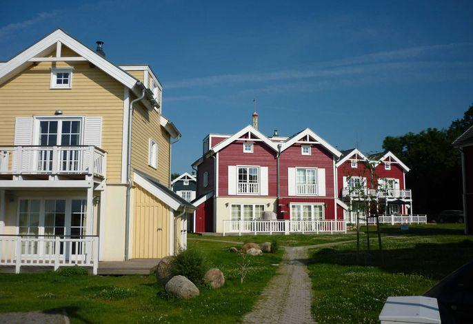 H054 Doppelhaushälfte Windjammer