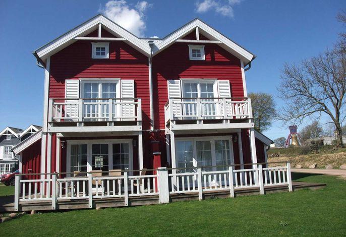 H056 Doppelhaushälfte Windjammer Strandpark