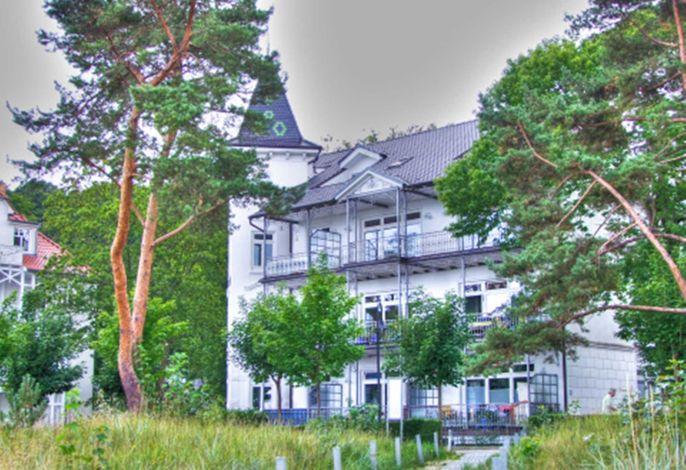 Villa Stranddistel, direkt am Strand