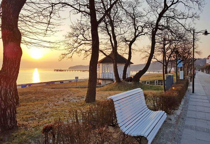 Strandhaus Seeblick -F627 | WG16 mit Balkon und Meerblick