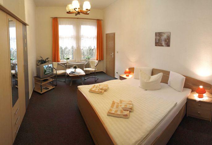 Zimmerbeispiel Komfort - Doppelzimmer