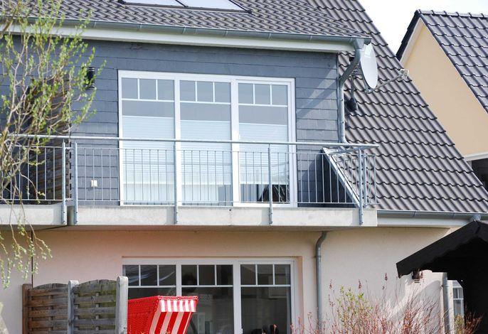 Exkl. App. Kliff am Meer, W-LAN, Balkon