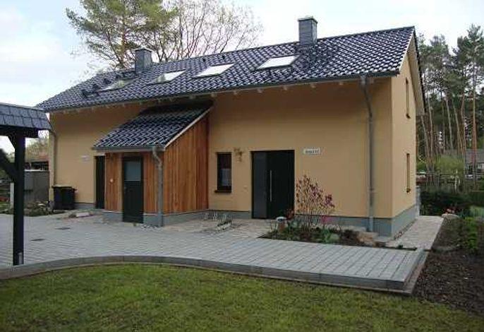 Doppelferienhaus am Wald