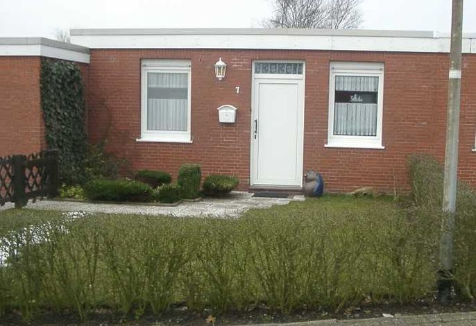 Ferienhaus in Dornumersiel 200-017a