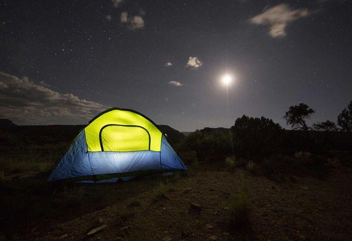 Campingplatz am Wangeliner Garten
