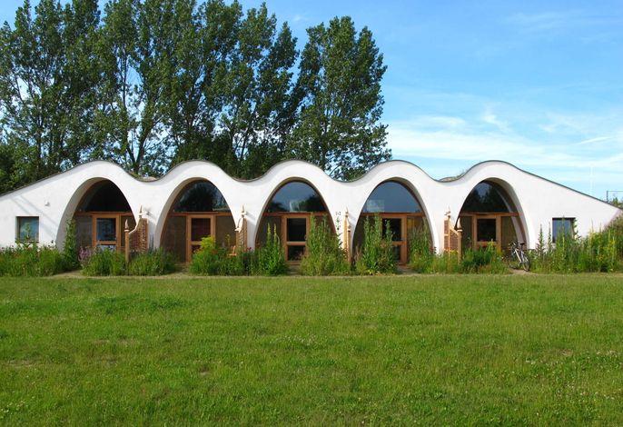 Das Gästehaus am Wangeliner Garten