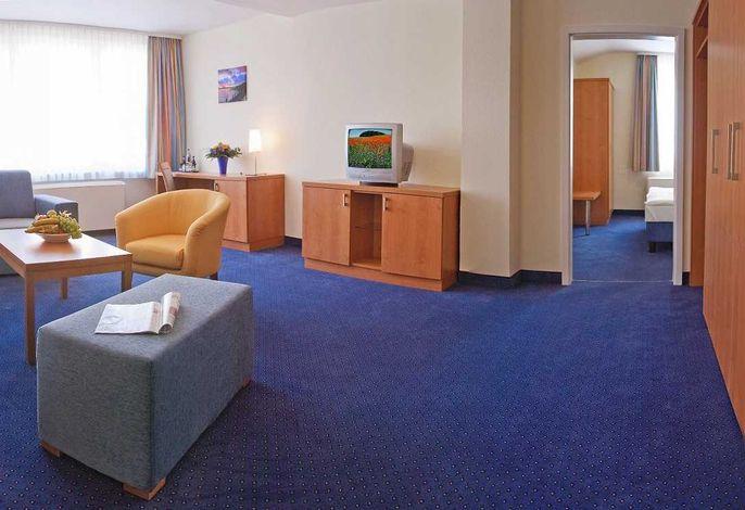 2-Raum Appartement für 2-5 Personen