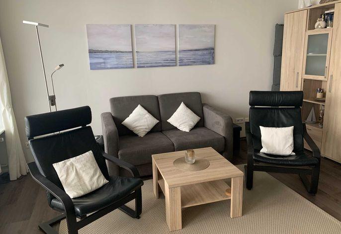 464 - schönes Urlaubsquartier am Strand