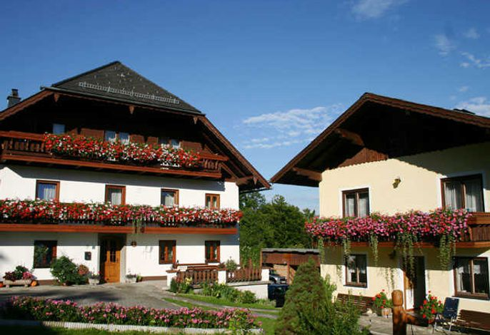 Bauernhof Kreuzer - Familie Lindenbauer - Pension