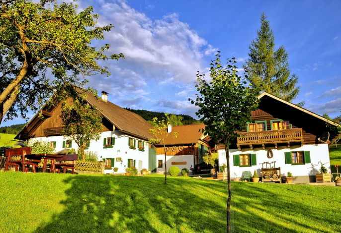 Apartement am Bauernhof Margarethengut am Attersee