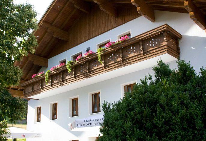 Gasthof Steinbichler - Most- und Wildbauernhof Groiss